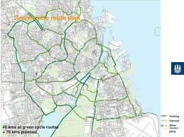 Copenhagen Map Copenhagen Cycling Map