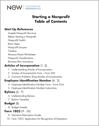 nonprofit bylaws template template design