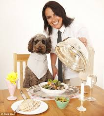 dogs at dinner table is your dog s dinner making him ill it s not just humans who eat