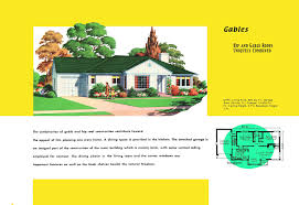 Hip Roof House Plans by Ranch Homes Plans For America In The 1950s