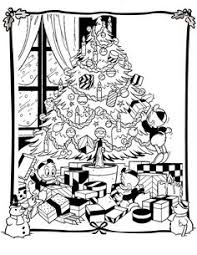 coloring page of christmas tree with presents deck the house with the coolest christmas printables christmas