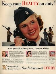 The Makeup Artist Handbook 1942 Ivory Soap Woman U0027s Home Companion Mag Hair And Makeup