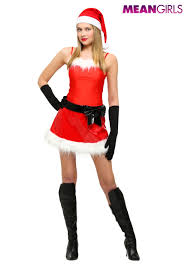 Womens Christmas Costume from Mean Girls