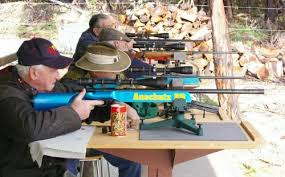 Portable Bench Rest Shooting Stand Br30 Rimfire Benchrest A Comfortable And Leisurely Discipline