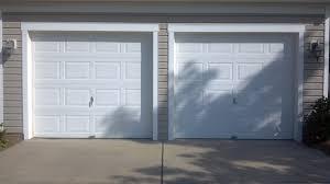 28 two door garage 2 to 1 garage door conversions houston