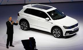 custom volkswagen tiguan vw to unveil plug in hybrid tiguan suv concept in detroit