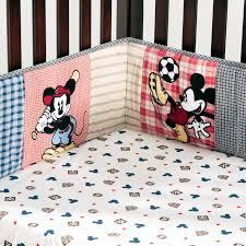 Mickey Mouse Crib Bedding Sets Mickey Mouse Crib Bedding Set Deboto Home Design Mickey Mouse