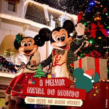 mickey mouse christmas gif by disney parks find u0026 share on giphy