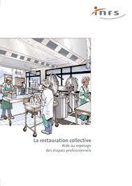 aide cuisine collectivité la restauration collective brochure inrs