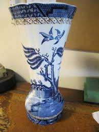 willow pattern jam pot booths old willow vase 10 tall not gilded booths china pinterest