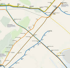 Metro North Harlem Line Map by Futurenycsubway 2016 U2013 Vanshnookenraggen