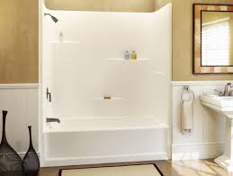 interesting all in one tub shower photos best inspiration home shower one piece tub and shower unit bestofallpossibleworlds all in
