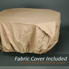 Agio Patio Furniture Covers - agio haywood gas fire pit get warmth beauty u0026 class