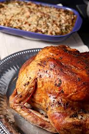 fresh whole turkey browned butter turkey the speckled palate