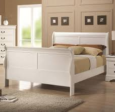 Ivy League Bedroom Set Coaster Louis Philippe Bedroom Collection White 204691 Bed Set