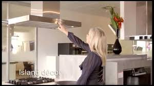 kitchen island extractor fan cooker hood buyer guide and installation advice from miele youtube