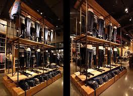 Retail Store Lighting Fixtures Hennessy Lighting Design Levis Store