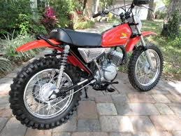 restored honda mr50 elsinore 1974 photographs at classic bikes