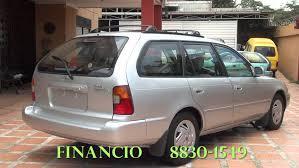 1995 toyota corolla station wagon toyota corolla station wagon 1994 automatico extras