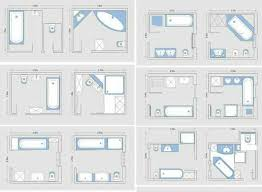 Bathroom Size ARQUITECTURA Pinterest Bath Small Bathroom - Bathroom floor plan design tool