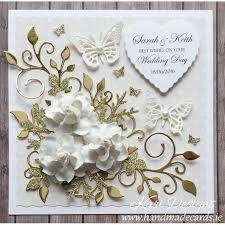 Wedding Wishes Designs Handmade Wedding Wishes Card
