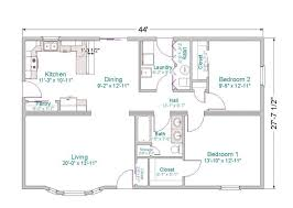 small ranch house floor plans 1000 sq ft house plans 2 bedroom