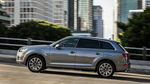 audi q7 cargo capacity 2017 audi q7 review with price horsepower and photo gallery