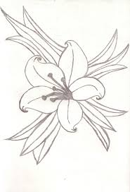 what does flower tattoos really mean best 10 lily tattoo meaning ideas on pinterest tiger lily