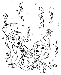coloring page adorable daschund pages wonderkids me
