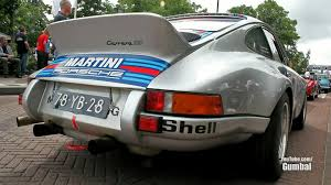 porsche martini martini racing porsche 911 2 7 carrera rs great cracking sound