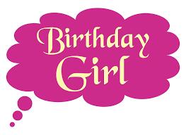 birthday girl birthday girl photo booth board