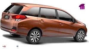honda 7 seater car all honda mobilio the stylish 7 seater in indian market