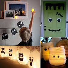 Easy Home Halloween Decorations Diy Cute Halloween Decorations 40 Homemade Halloween Decorations