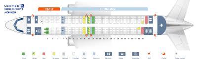 seat map boeing 737 800