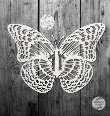 50 sale svg pdf delicate butterfly design papercutting