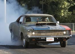 hellcat charger secrets of roadkill u0027s general mayhem hellcat engine swap rod