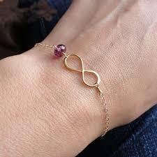 infinity jewelry bracelet images Otis b jewelry infinity bracelet with birthstone jpeg