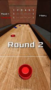 How To Play Table Shuffleboard Real Shuffle Board Android Apps On Google Play