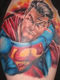 how to your superman design more appealing