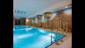 indoor pool house pool inside youtube