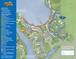 disney u0027s boardwalk resort map wdwinfo com