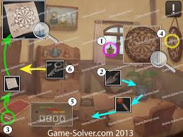 doors and rooms chapter 6 weird story game solver