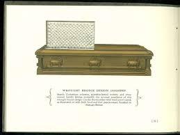 casket company the national casket company inc bronze sarcophagi 1923