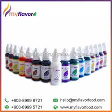 my flavor best quality gel based food coloring malaysia buy food
