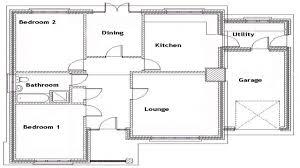 floor plan 2 bedroom bungalow bedroom 2 bedroom bungalow plans