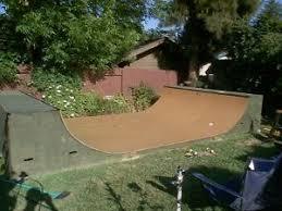 Backyard Skateboard Ramps by Amazing Site For Building A Ramp Skateboard Pinterest