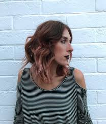 the weekends new haircut long bob haircut flight of feather