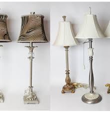 lenox porcelain table lamp and buffet lamps ebth