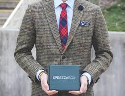 Mens Fashion Subscription Box Sprezzabox Review Keys To Style