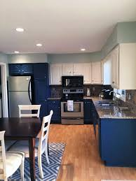 milk paint colors for kitchen cabinets kitchen cabinet makeover in gf custom mixed milk paint